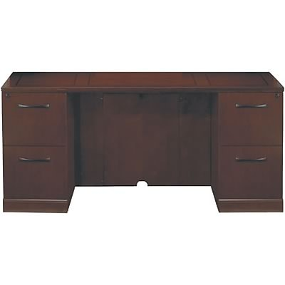 Mayline® Sorrento Collection in Bourbon Cherry; Credenza