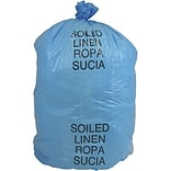 Soiled Linen Laundry Bags; 20-30 Gallon, 30x43