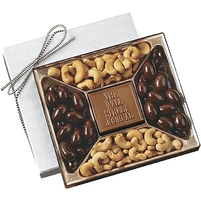 Chocolate Inn® Chocolate Centerpiece and Confections Gift Box; 10oz.