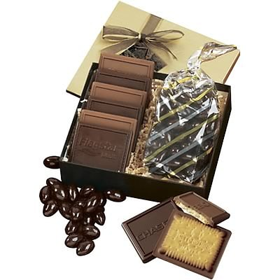 Chocolate Inn® Chocolate Cookies with Premium Confections Gift Box