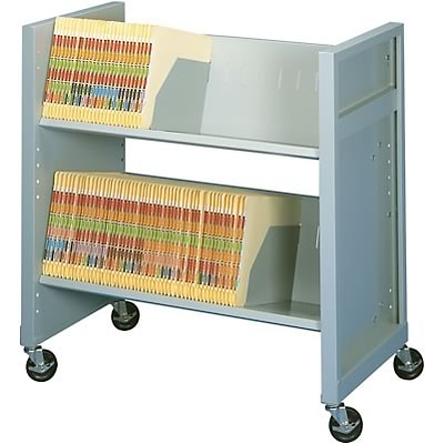 Medical Arts Press® File Transport Cart II
