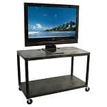 2-Shelf 28 Plasma/LCD Cart