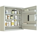 Buddy Products Digital Lok Narcotics Cabinet
