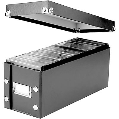 Vault Snap-N-Store™ 165-Disc Storage Box