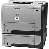 Troy LaserJet P3015X Mono Printer w/Tray Locks