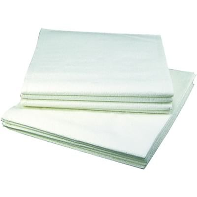 Medical Arts Press Disposable White Drape Sheets, 2-Ply Tissue, 40x60, 100/Case