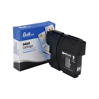 Quill Brand Compatible Brother® MFC290C (LC61BK) Black Ink Cartridge (100% Satisfaction Guaranteed)