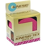 Kinesio® 2x5-1/2yds. Red Tex Gold Tapes