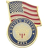 U.S. Navy Lapel Pin