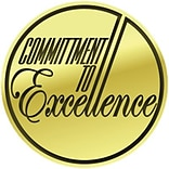 Commitment to Excellence Lapel Pin
