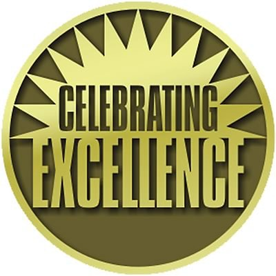 Recognition Lapel Pins; Celebrating Excellence