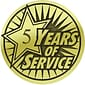 Recognition Lapel Pins; 5 Years of Service