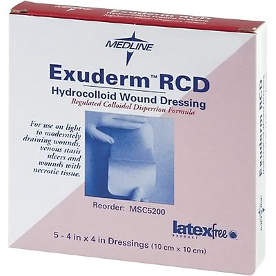 Medline® Exuderm Hydrocolloids