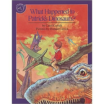 Favorite Character Books; What Happened To Patricks Dinosaurs?