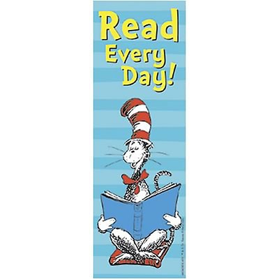 Eureka Bookmarks; Dr. Seuss Cat in the Hat™