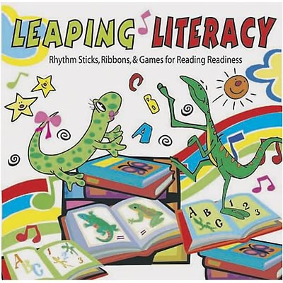 Kimbo Dance & Fitness CDs, Leaping Literacy