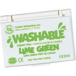 Lime Green Washable Stamp Pads
