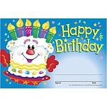 Trend Happy Birthday Cake Recognition Awards, 30 CT (T-81017)