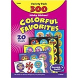 Trend® Colorful Favorites Stinky Stickers; 300/Pack