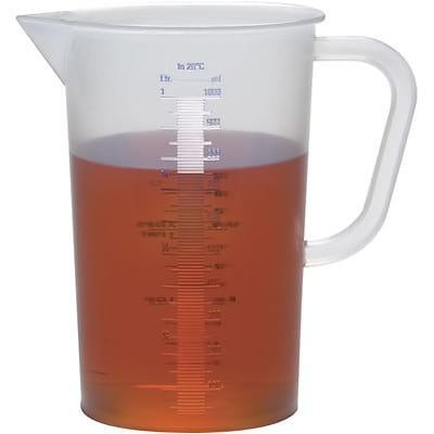 Learning Advantage™ Plastic Liter Pitcher