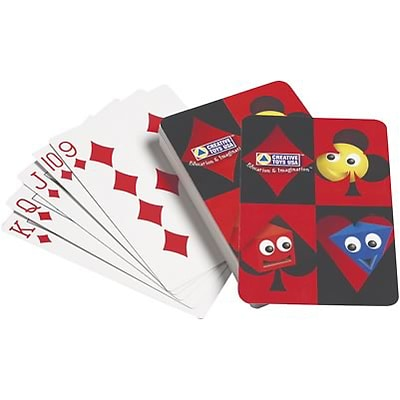 Probability; Learning Advantage™ Standard Playing Cards
