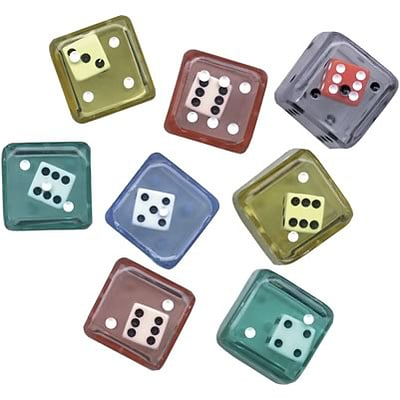 Koplow Games Dice;Dice; Double Dice