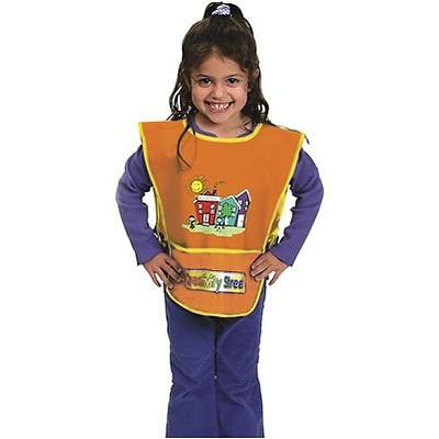 Chenille Kraft® Painting Supplies; Creativity Street Art Smock, Sleeveless