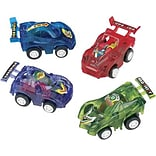Smilemakers® Rewards; Pull Back Cars, 36/Case