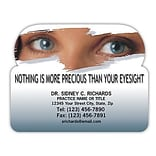 Medical Arts Press® Die-Cut Stickies™; Precious Eye
