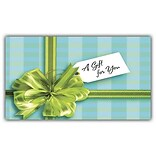 Medical Arts Press® A Gift for You Business Cards; Green Plaid