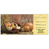 Medical Arts Press® Gift Certificates; Fall Festive