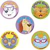 Smilemakers® Lookin Good! Eye Sticker Assortment