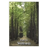 Medical Arts Press® Chiropractic Standard 4x6 Postcards; Path to Wellness