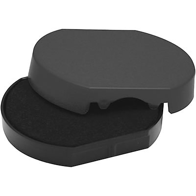 Self-Inking Stamp Replacement Pad for T46130; Black