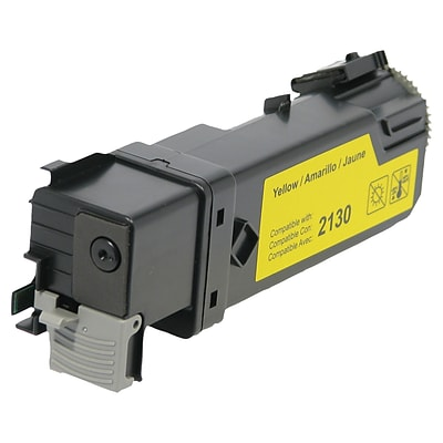 Quill Brand Laser Toner for Dell™ 2130CN and 2135CN High Yield Yellow (100% Satisfaction Guaranteed)