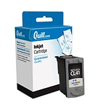 Quill Brand Ink Cartridge Comparable to Canon® CL-41 Tri-Color (100% Satisfaction Guaranteed)