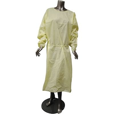 TIDI® P2® SafetyPlus™ Gowns; SMS Gown