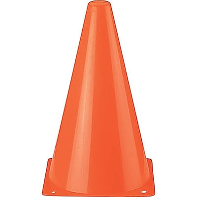 Martin Sports Equipment; Safety Cone, 9 High