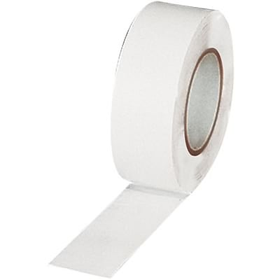 Floor Marking Tape; White