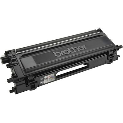 Quill Brand Compatible Brother® HL4040CN (TN115BK) Black High Yield Laser Toner Cartridge (100% Satisfaction Guaranteed)