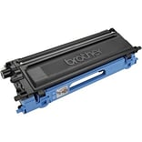 Quill Brand Compatible Brother® HL4040CN (TN115C) Cyan High Yield Laser Toner Cartridge (100% Satisf