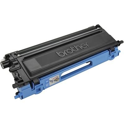 Quill Brand Compatible Brother® HL4040CN (TN115C) Cyan High Yield Laser Toner Cartridge (100% Satisfaction Guaranteed)