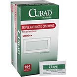 Curad® Triple Antibiotic Ointment Packets