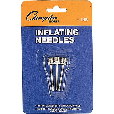 Champion Sports® Inflating Needles