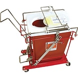 8Gal Sliding Lid for Wire Sharps Cart