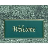 Medical Arts Press® Marble Classics Note Cards; Welcome,  Personalized
