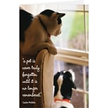 Medical Arts Press® Veterinary Sympathy Cards; Your Pet is Not Forgotten,  Personalized