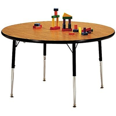 Virco® Activity Table; Round, 48 Diameter