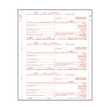1099 Real Estate Carbonless 4-Part Forms