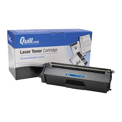 Quill Brand Compatible Brother® TN315BK Black High Yield Laser Toner Cartridge (100% Satisfaction Guaranteed)